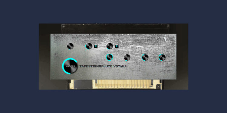 VST-меллотрон Flintpope TAPESTRINGFLUTE