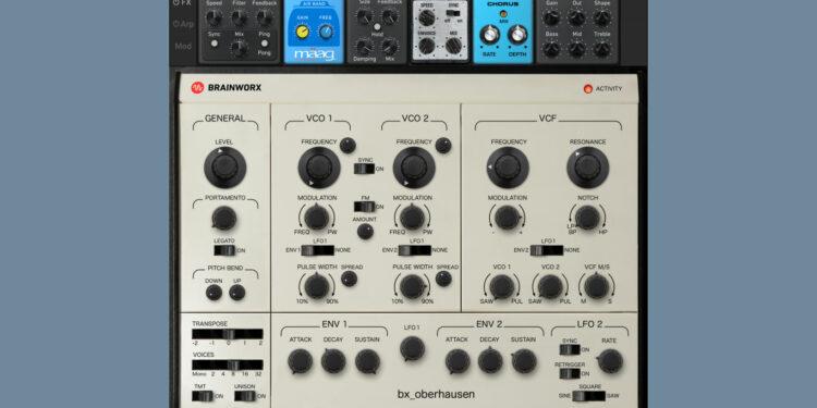 vst-синтезатор Brainworx bx_oberhausen