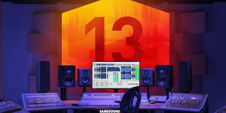 Magix SoundForge 13 Pro обновление