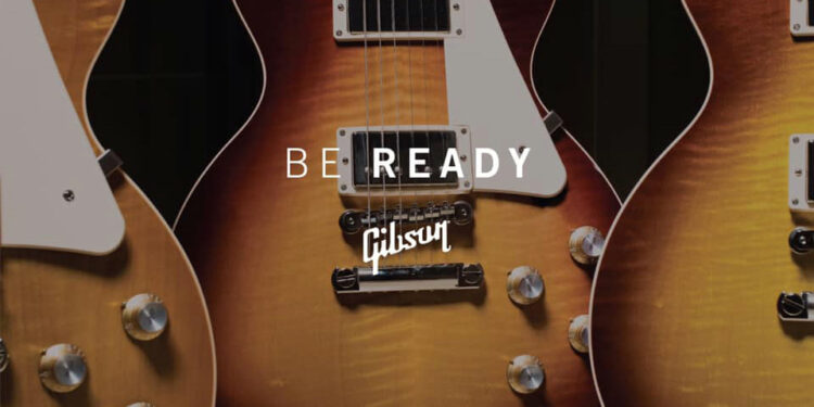 Анонс новых гитар Gibson 2019