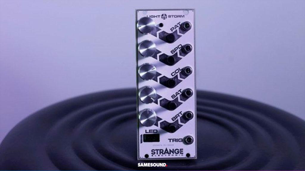 Световой синтезатор Strange Electronic Lightstorm