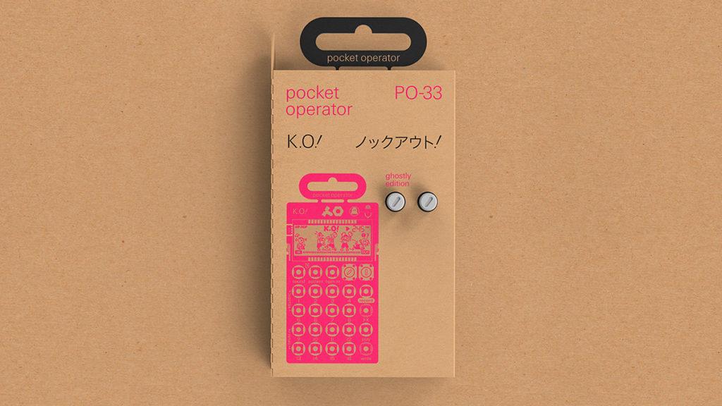 PO-33 K.O! Ghostly