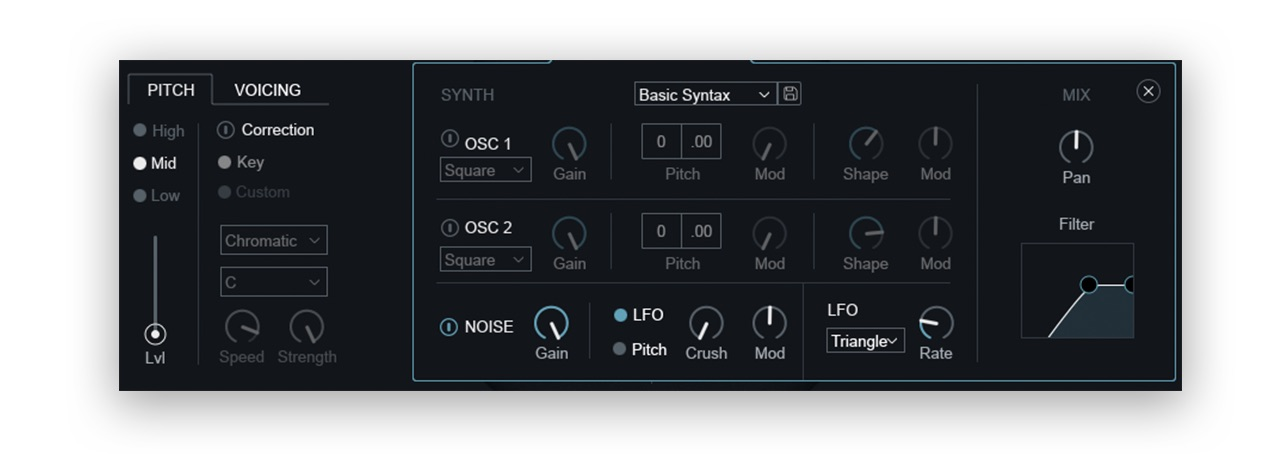 Экспресс-руководство по iZotope VocalSynth 2.