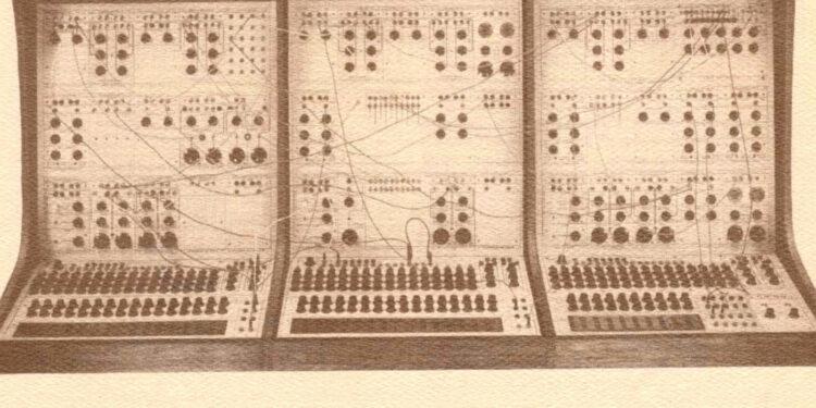 лсд в синтезаторе, buchla 100 lsd trip