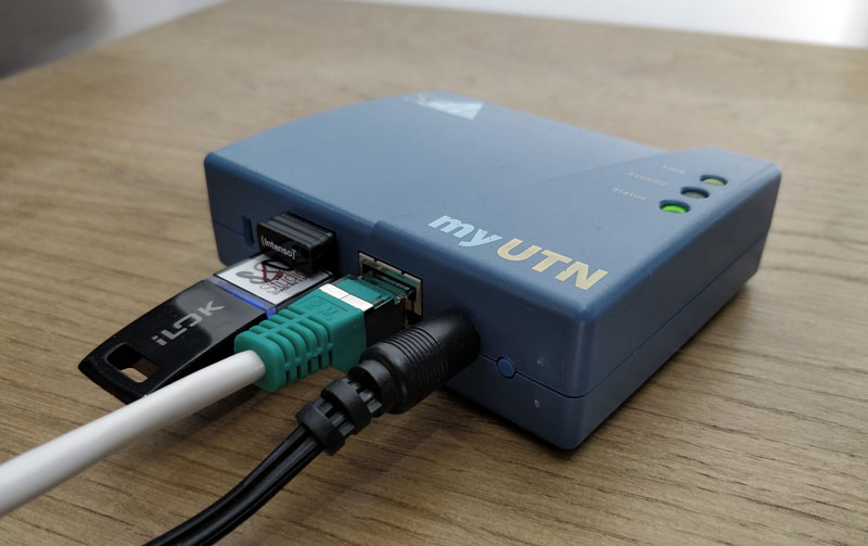 USB-сервер SEH myUTN 50a