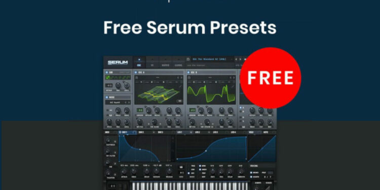 бесплатные пресеты для serum