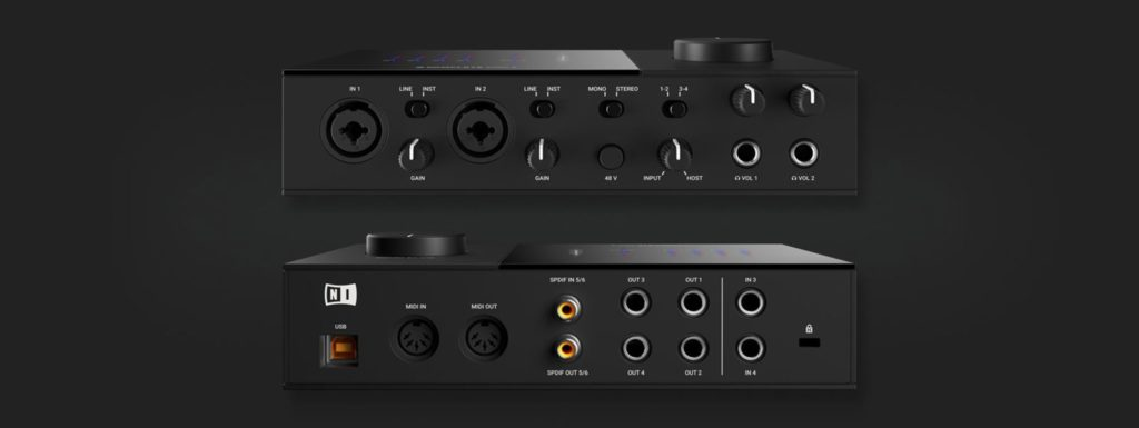 Native Instruments Komplete Audio 6 2019