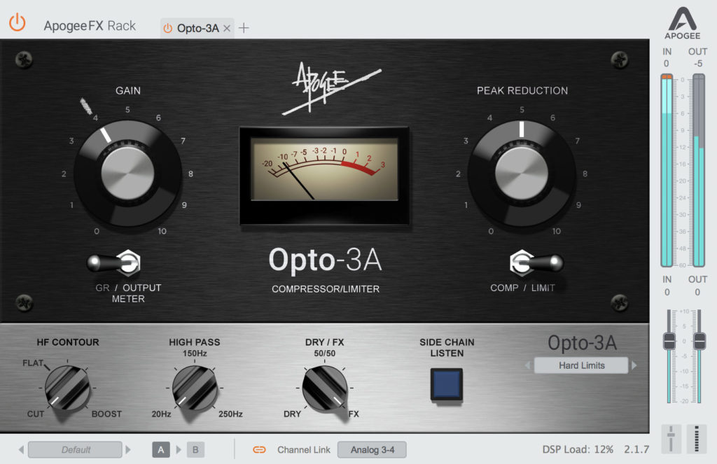 Apogee Opto-3A