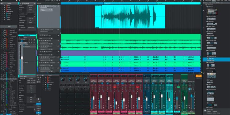 PreSonus Studio One 4.5 что нового