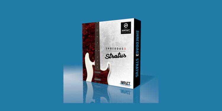 бесплатная vst-электрогитара Shreddage 3 Stratus FREE
