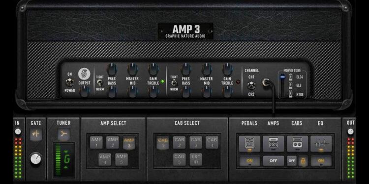 Гитарный эмулятор STL TONALITY - WILL PUTNEY GUITAR PLUG-IN SUITE