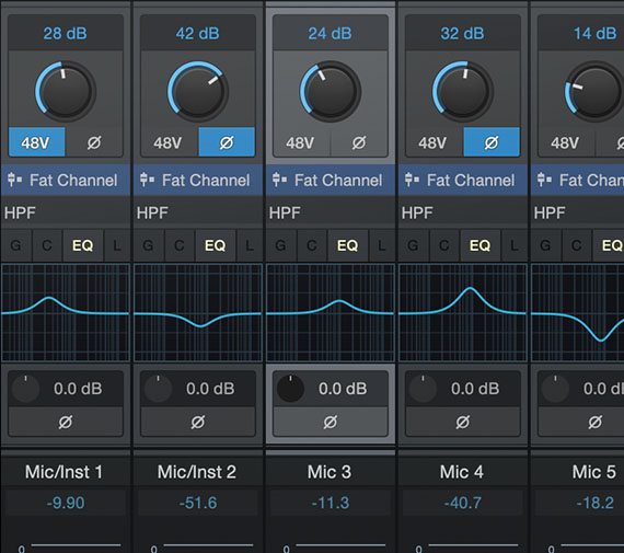 PreSonus Studio One 4.5 что нового