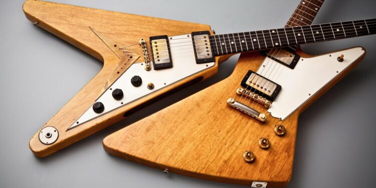 gibson подала в суд на dean guitars