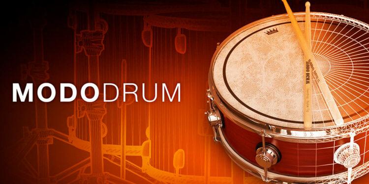 VST-барабаны IK Multimedia MODO DRUM