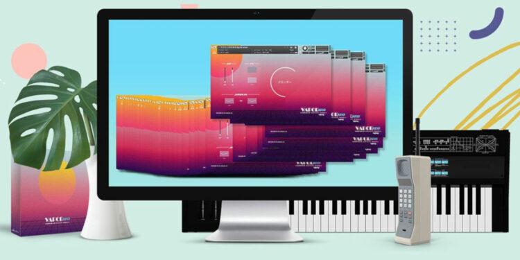 Karanyi Vapor Keys библиотека синтезаторов для Kontakt