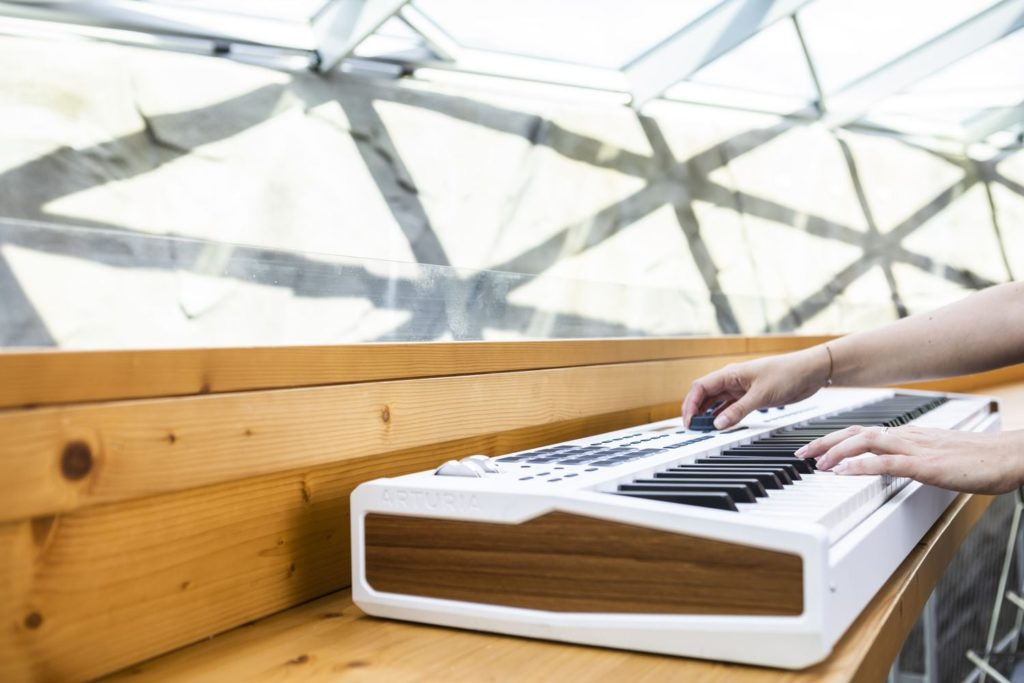 MIDI-клавиатура KeyLab 88 MkII