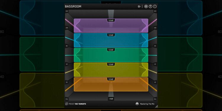 Mastering The Mix Bassroom