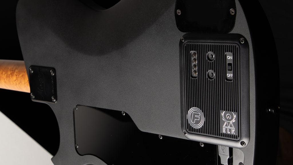 гитара мэтта беллами с синтезатором arturia, электрогитары мэттью беллами