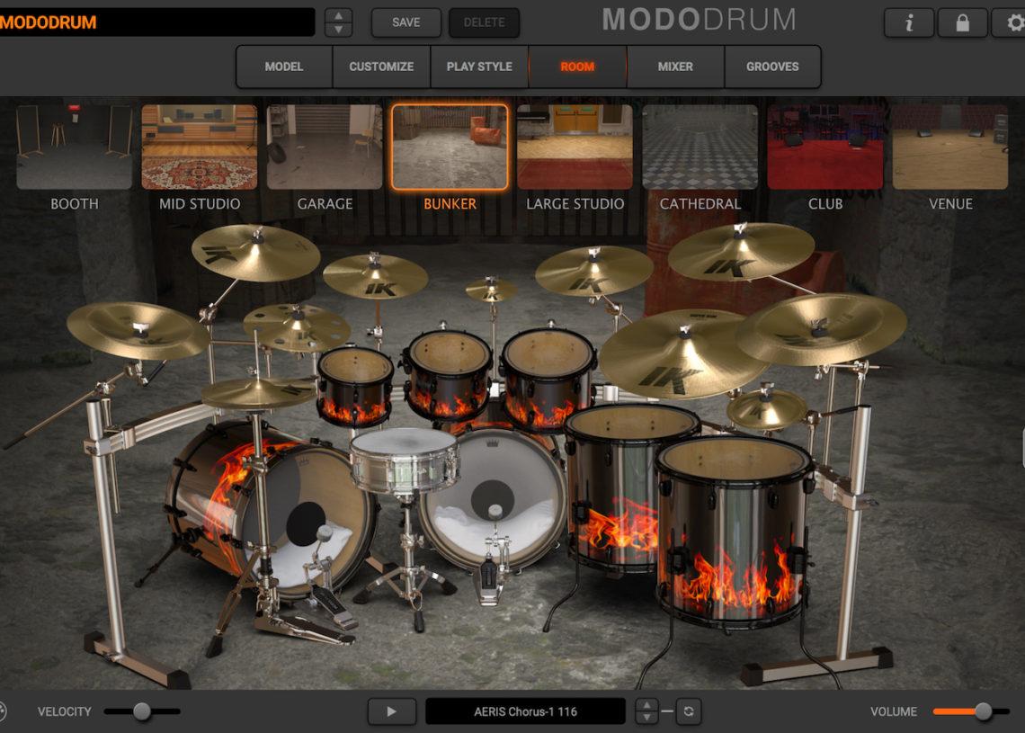 Loop VST Drum Rock