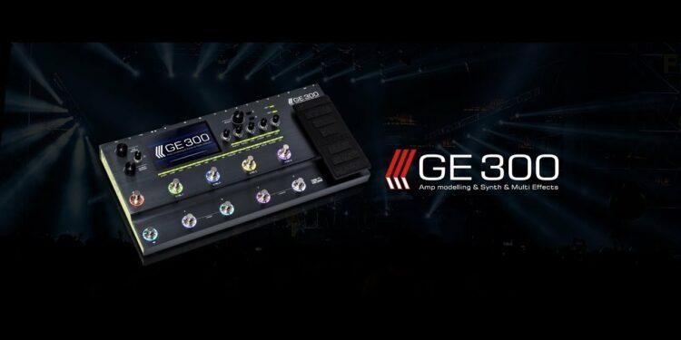 гитарный процессор Mooer GE300