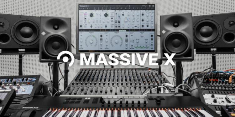 Вышел Native Instruments Massive X