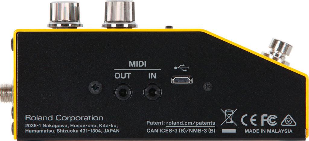 BOSS OD-200 Hybrid Drive педаль эффектов