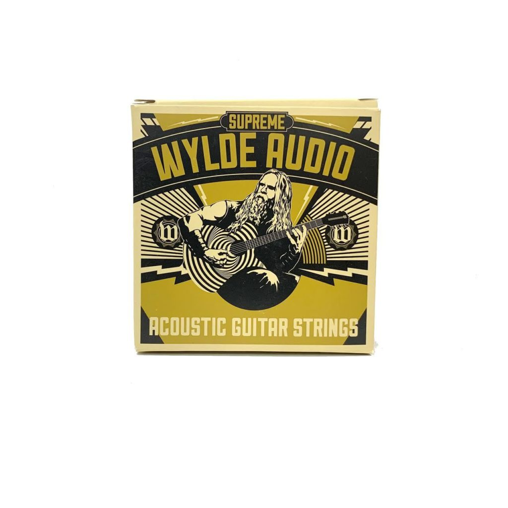 струны Wylde Audio