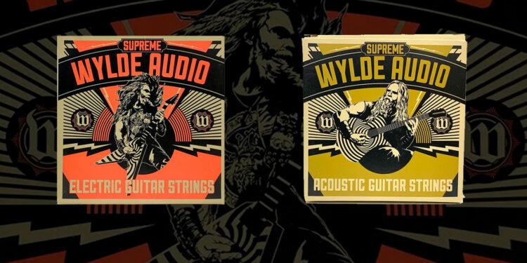 струны Wylde Audio