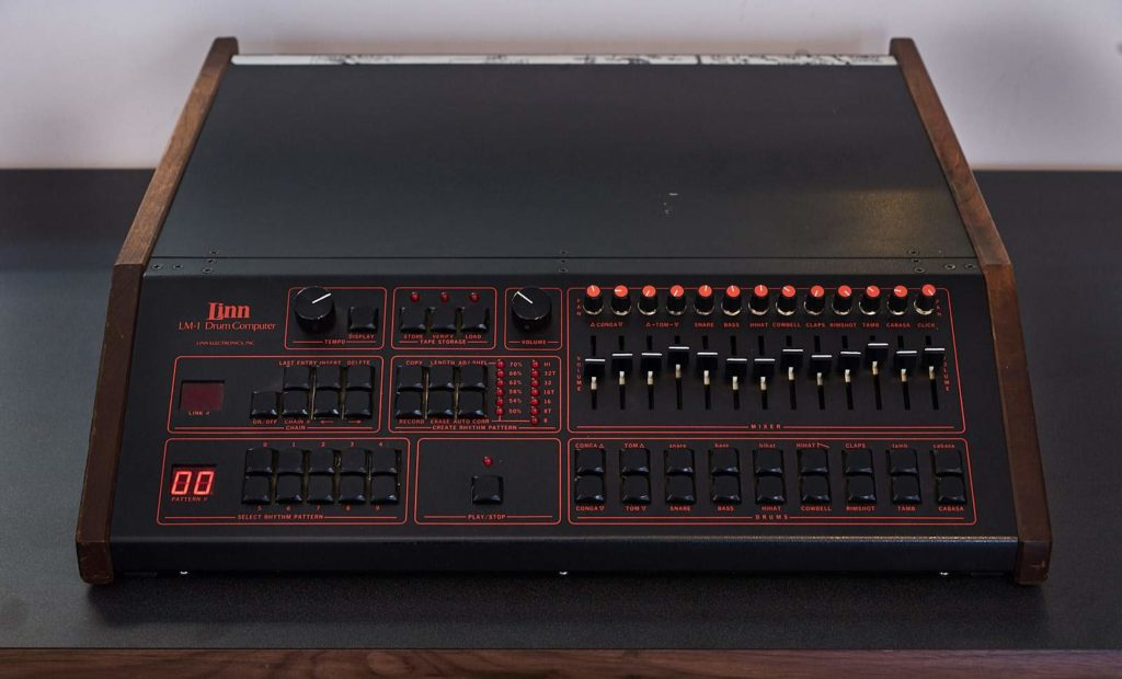 Linn Electronics LM-1