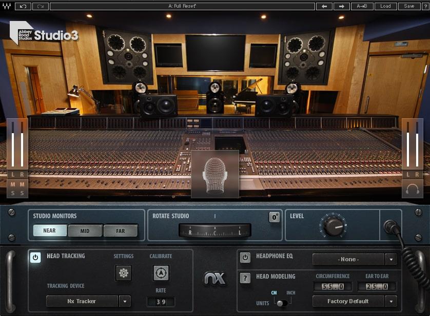 Плагин Waves Abbey Road Studio 3