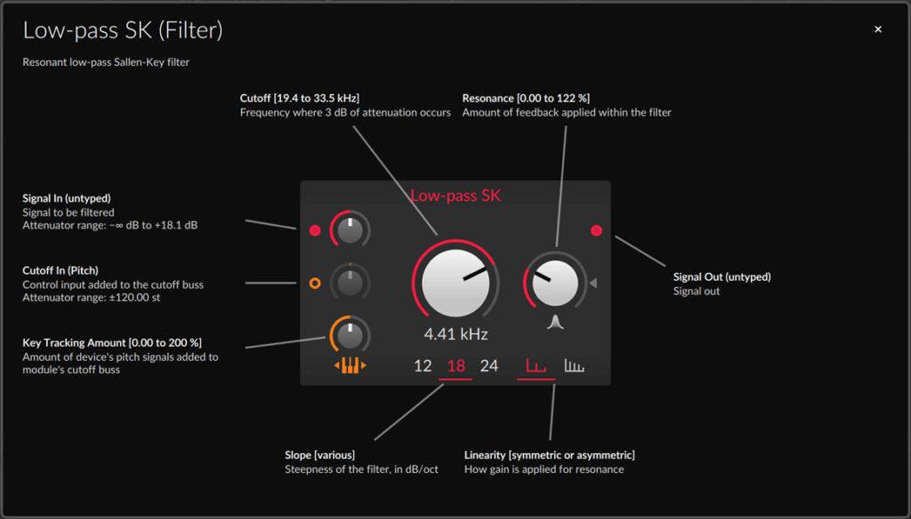 Bitwig Studio 3 модульное окружение The Grid