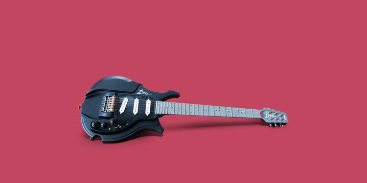 Модульная электрогитара BOAZ ONE Plastic Modular Guitar