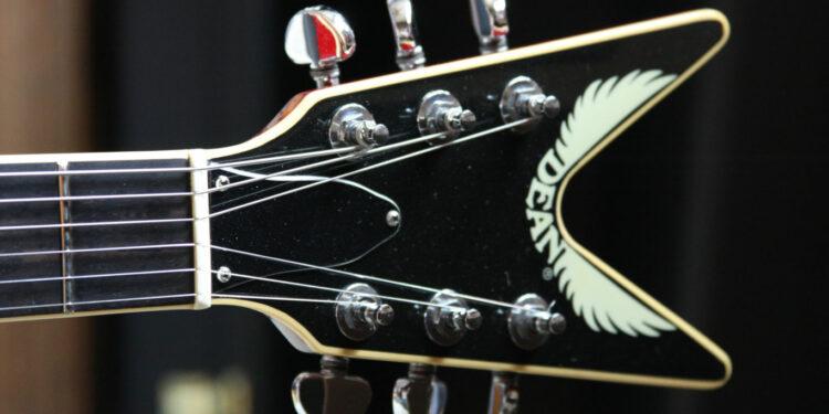 dean guitars иск против gibson