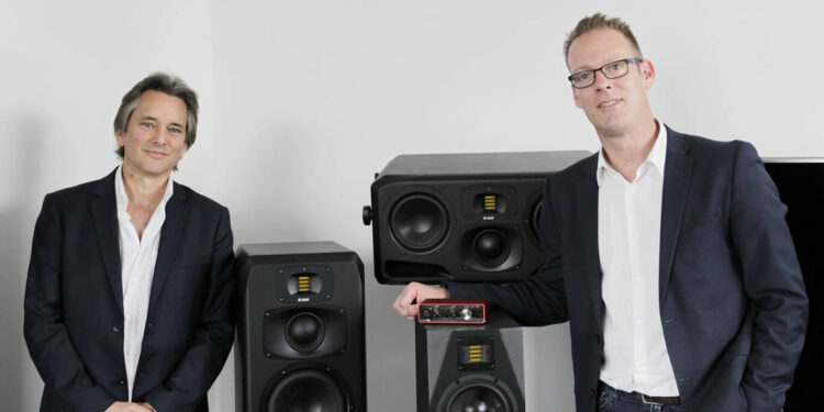 Focusrite Group стала владельцем ADAM Audio