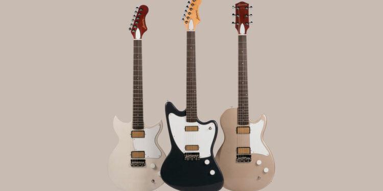 Новые гитары Harmony Guitars 2019