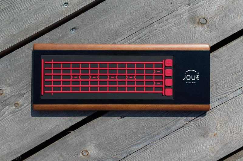 Joué Grand Fretboard