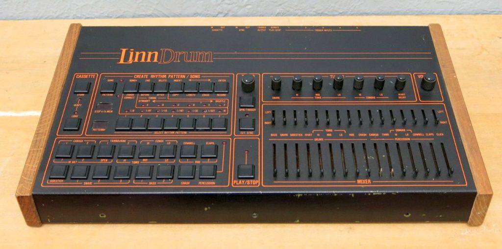 Linn Electronics LinnDrum (LM-2)