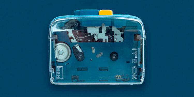 NINM Lab IT'S OK кассетный плеер с bluetooth