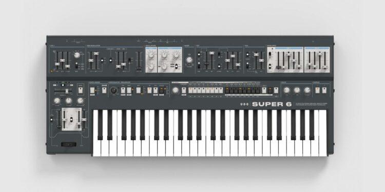 Бинауральный синтезатор UDO Super 6