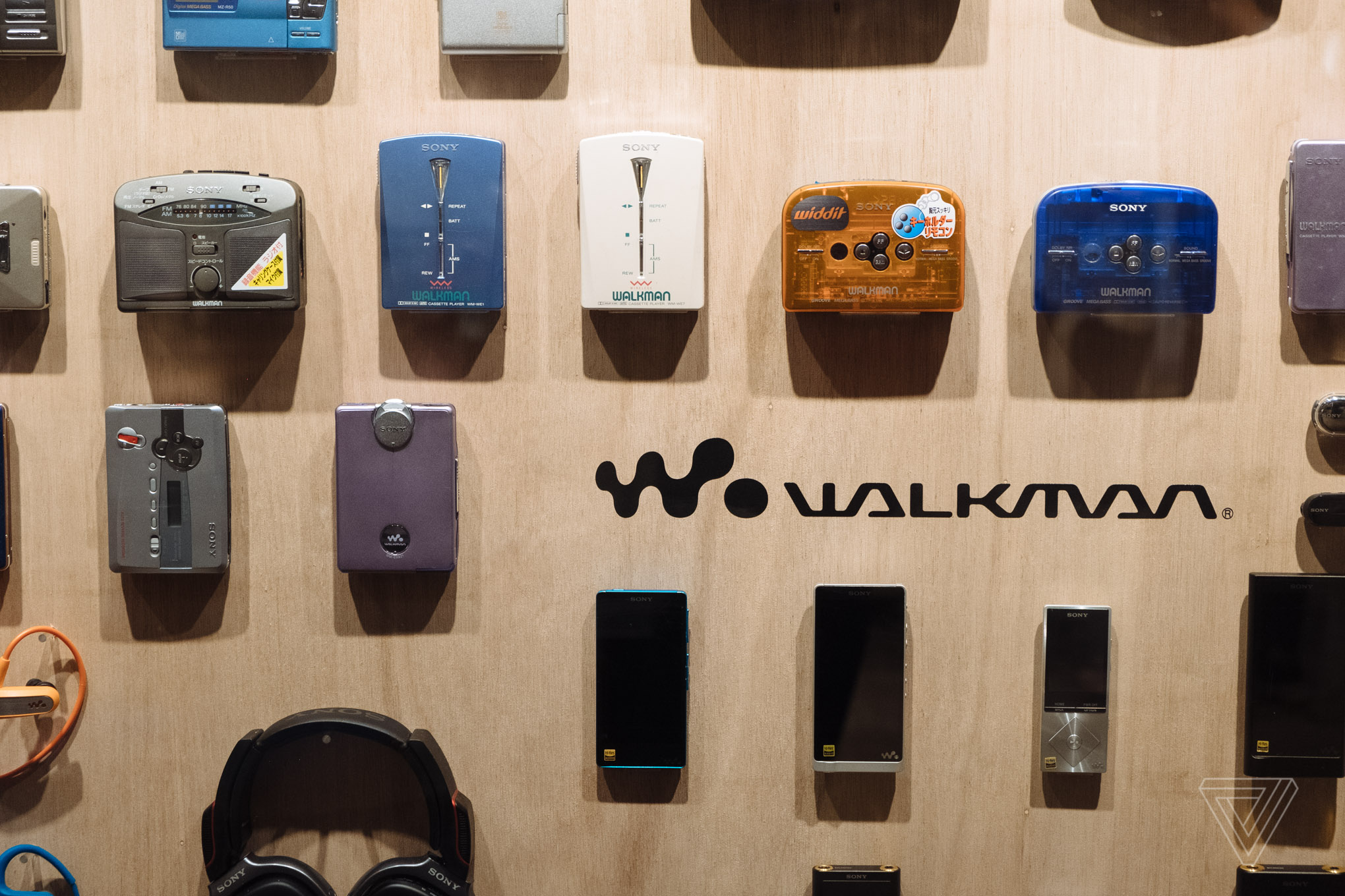 юбилей sony walkman, 40 лет sony walkman