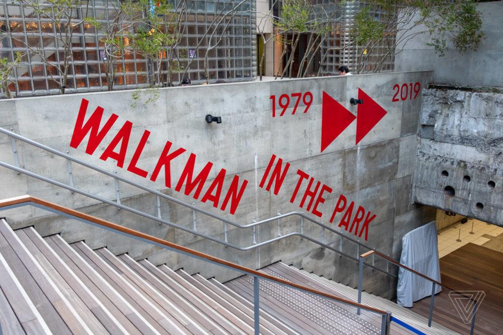 юбилей sony walkman, 40 лет sony walkman