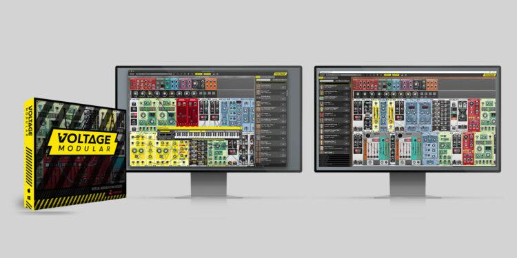 Cherry Audio Voltage Modular Nucleus скачать бесплатно
