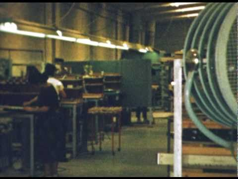 Экскурсия по фабрике Fender 1959 года