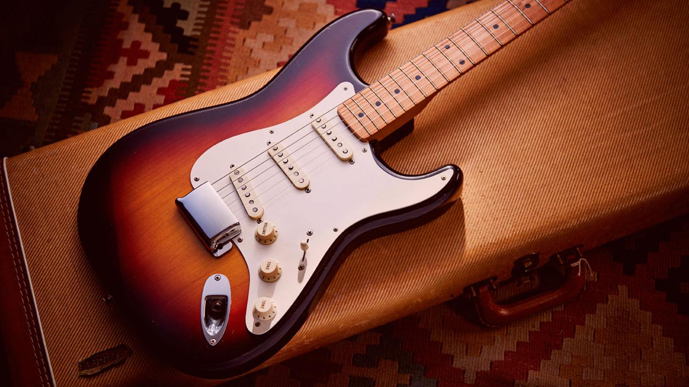 Fender Stratocaster 1958 с 3-позиционным переключателем