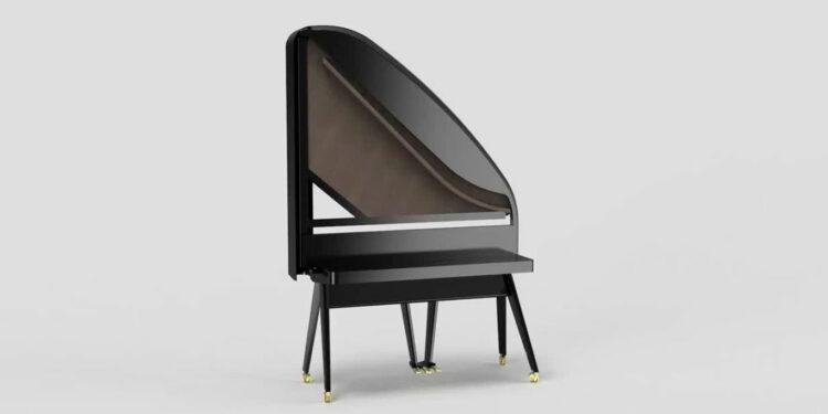 The Standing Grand вертикальный рояль