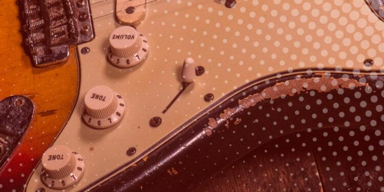 5-позиционный переключатель как работает на Fender Stratocaster