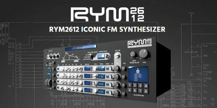 inphonik rym2612 synth