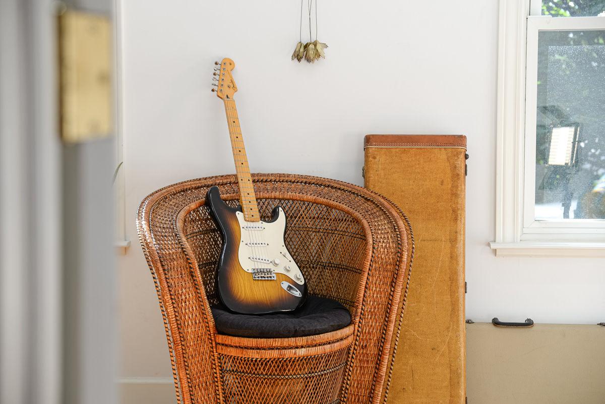 1954 Fender Stratocaster 2-Color Sunburst