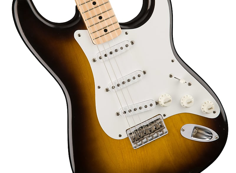 1957 Fender Stratocaster 2-Color Sunburst
