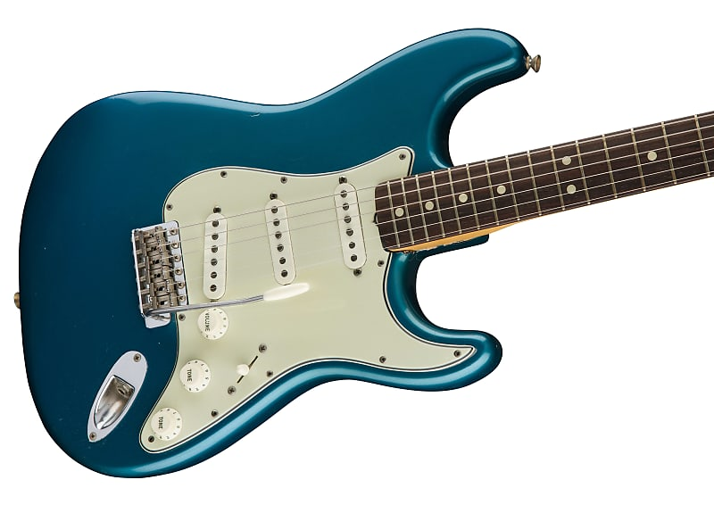 1965 Stratocaster Lake Placid Blue